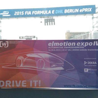 e-motion Flyer - Formel E