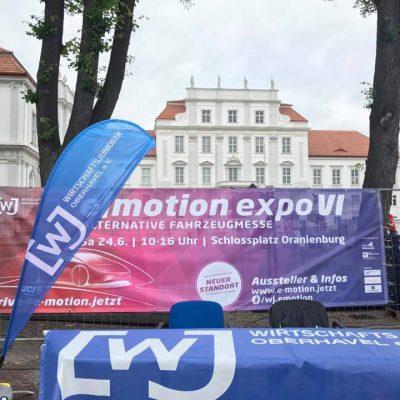 Erste Bilder - e-motion 2017